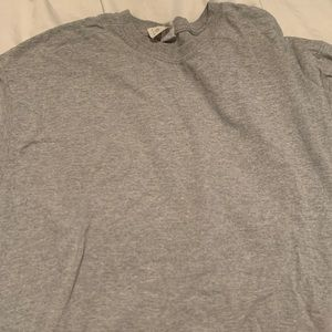 MENS Gray T-shirt